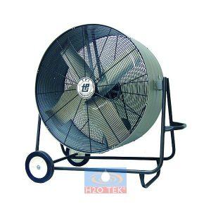 ventilador axial industrial cbase dirigible
