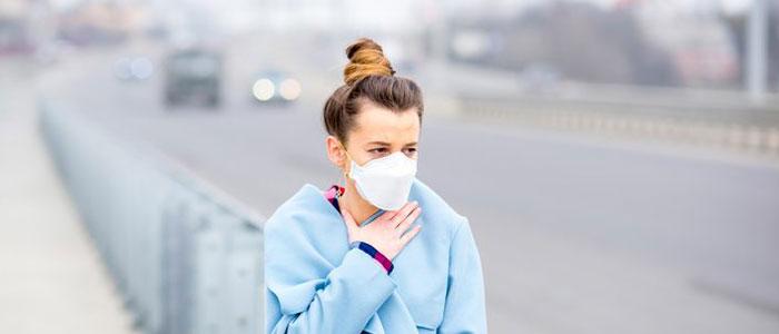 Enfermedades progresivas que sufre el cuerpo humano por falta de aire puro