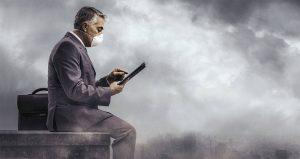 contaminacion de l aire en las empresas