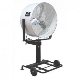 ventiladores de nebulización de alta presión Aero Mist
