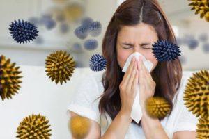 Enfermedades por falta de ventilación