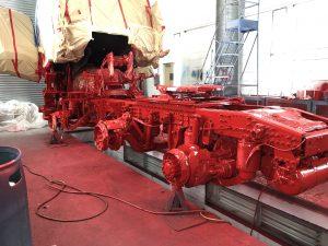 Impotancia de ventiladores en talleres de pintura y camiones
