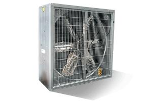 Equipo de ventilación industrial