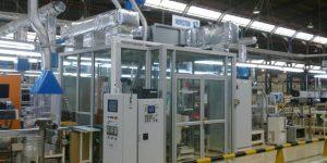 Instalaciones de ventilacion industrial
