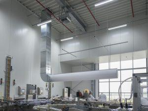 Ventilacion industrial de calidad